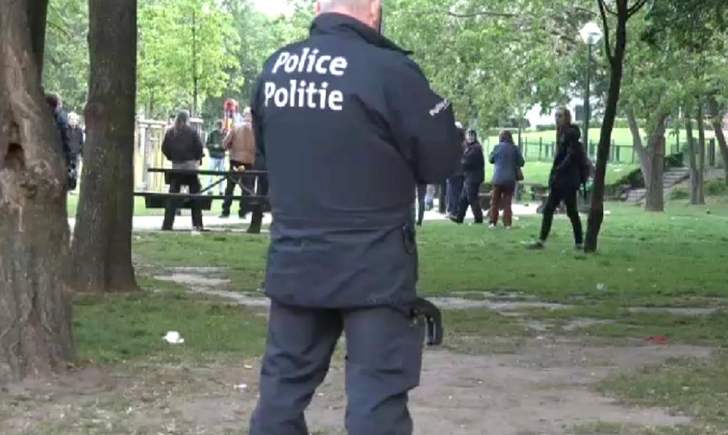 Opérations de police au Parc Maximilien et à la gare de Bruxelles-Nord : 11 interpellations - BX1