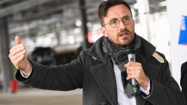 Emeutes à Anderlecht: le syndicat socialiste réclame des excuses de Pascal Smet