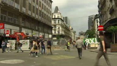La Ville de Bruxelles veut attirer une meilleure offre de commerces sur le piétonnier