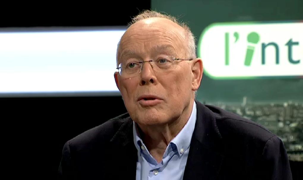 """Charles Picqué à propos du décumul de mandat dans l'émision """"L'interview"""" sur BX1"""