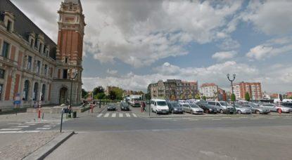la police appelée pour un mystérieux coup de feu à Laeken - BX1