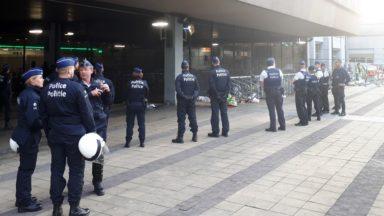 Transmigrants : un accord trouvé entre le fédéral et les polices locales pour la gestion de la gare du Nord