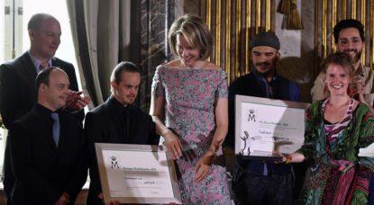 Musique : le prix Reine Mathilde récompense pour la première fois deux lauréats - BX1
