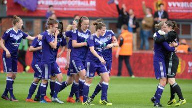 Football féminin : le match Standard – RSC Anderlecht sera finalement rejoué
