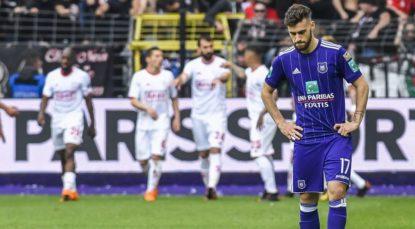 Football: le Standard bat Anderlecht (1-3) et s'empare de la 2ème place - BX1