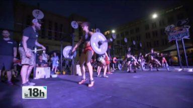 La Red Bull Sportlight: faire du sport pour illuminer les lieux