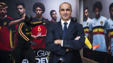 Diables rouges: Roberto Martinez va annoncer sa sélection en vue des qualifications à l'Euro