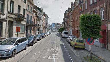 Laeken : un enfant de 9 ans heurté par un tram