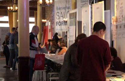 Le Salon de la Formation : tout savoir sur les formations et secteurs porteurs d'emploi - BX1