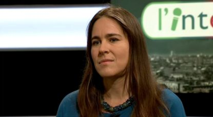 """Sarah Turine : """"À force de fermer les frontières, on crée nous-mêmes des voies illégales"""" - BX1"""