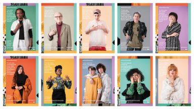 #ShareTheColor : la campagne bruxelloise qui célèbre la diversité de genres et de sexualités