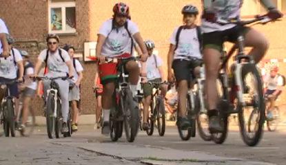 """260 km en trois jours : le """"défi vélo"""" relevé haut la main par les élèves de Saint-Joseph - BX1"""