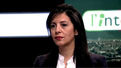 """Zakia Khattabi sur l'affaire Mawda: """"C'est le gouvernement que je pointe du doigt, pas le policier qui a tiré"""" - BX1"""