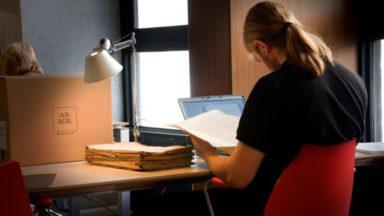 Les salles de lecture des Archives de l'État désormais accessibles gratuitement