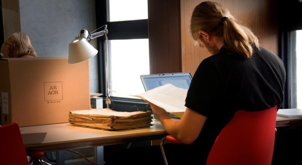 Les salles de lecture des Archives de l'État désormais accessibles gratuitement - BX1