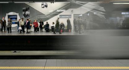 Alerte levée à la station Arts-Loi : la station rouvre aux voyageurs - BX1