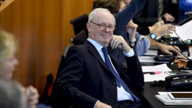 L'ex-président du Sénat et ex-bourgmestre d'Uccle Armand de Decker est décédé