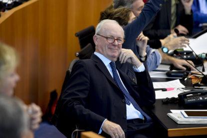 Georges Gilkinet (Ecolo) demande à Charles Michel où en est le retrait du titre de Ministre d'Etat d'Armand De Decker - BX1