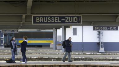 Des navettes remplacent les trains entre Bruxelles-Midi et Braine-l'Alleud
