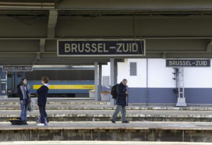 Un tunnel ferroviaire Midi-Schuman pour soulager la jonction Nord-Midi