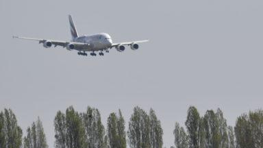 """Les atterrissages """"verts"""" sont entrés dans les habitudes à Zaventem"""