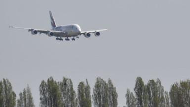 Nuisances des avions : l'Etat a payé les astreintes dues à la Région bruxelloise