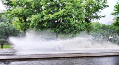 Météo: un temps variable avec un risque d'orages en cours d'après-midi - BX1