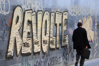 Ouverture de l'exposition REVLT! à l'Espace Vanderborght à Bruxelles - BX1