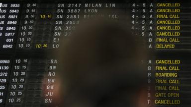 Un impact sur les vols à destination de Brussels Airport