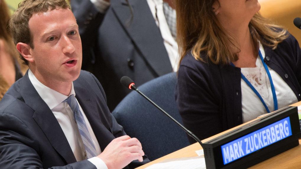 Facebook: audition à huis clos de Marc Zuckerberg le 22 mai au Parlement européen - BX1
