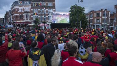 Mondial 2018 : Auderghem limitera l'accès à la place Pinoy pour le match Belgique-Tunisie
