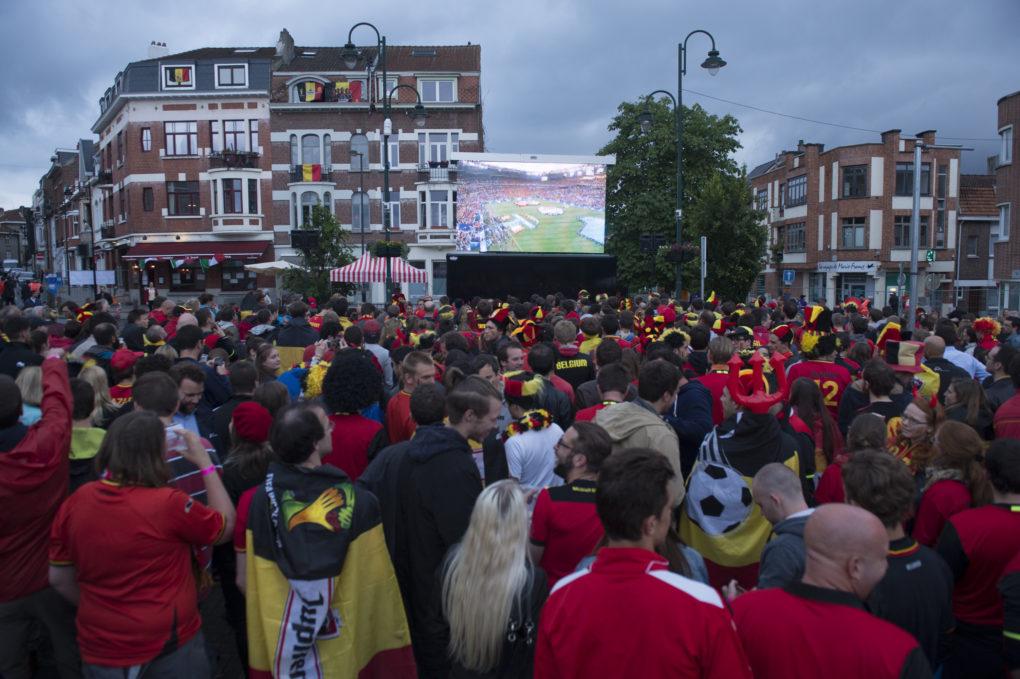 Coupe du monde : Jambon adresse des directives aux bourgmestres pour les matchs sur grand écran