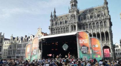 Brussels Jazz Weekend : succès de foule pour la seconde édition