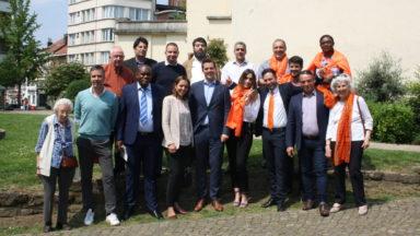 Elections communales: le CDH présente sa liste commune avec le CD&V