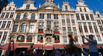 La Chaloupe d'or à Grand-Place reprise par le créateur d'Hector Chiken & Brussels Grill - BX1