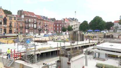 Etterbeek : le nouveau centre administratif en construction devrait ouvrir d'ici 2 ans - BX1