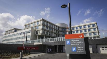 Chirec: un ticket de parking perdu peut coûter jusqu'à 100 euros - BX1