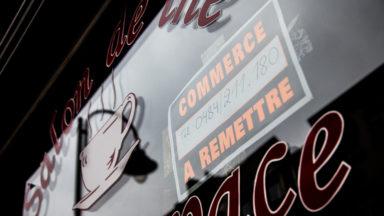 Le nombre de commerces bruxellois qui ont mis la clef sous la porte a plus que doublé en 10 ans