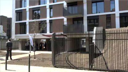 Des logements sociaux de Saint-Josse rénovés et une nouvelle crèche - BX1