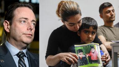 Décès de Mawda : Bart De Wever s'attire les foudres en évoquant la responsabilité parentale