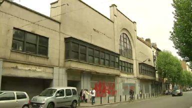 Ixelles: l'ancien Delhaize Molière, qui était une patinoire au siècle dernier, menacé par un projet immobilier