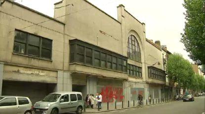 Ixelles: l'ancien Delhaize Molière, qui était une patinoire au siècle dernier, menacé par un projet immobilier - BX1