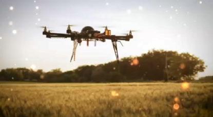 Le secteur des drones devrait créé plus de 1000 emplois en 2 ans - BX1