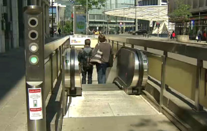Les escalators double sens : peu connus et pourtant bien utiles - BX1