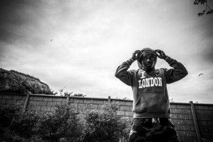#JeSuisHumain: une expo photos qui donne une autre image des réfugiés - Bx1