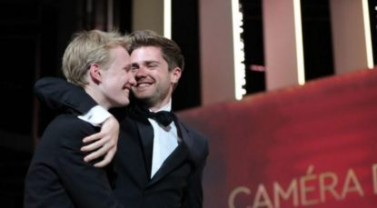 """Le film belge """"Girl"""" primé à Cannes: Greoli salue """"l'audace d'un très jeune cinéaste"""" - BX1"""