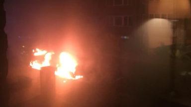 """Voitures brûlées dans une rue à Evere: """"On ne comprend pas, vu le quartier"""""""