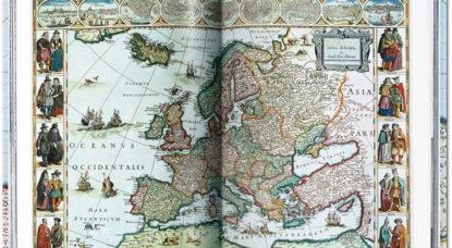 """Le """"Google Maps du 17e siècle"""" aux enchères fin mai à Bruxelles - BX1"""