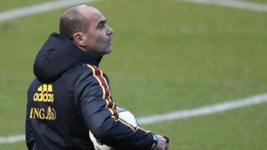 Fin du suspense ce lundi: Martinez annoncera les 23 Diables pour le Mondial