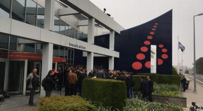 La grève des pilotes touchera bien 75% des vols de Brussels airlines lundi - BX1
